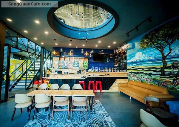 Sang quán cafe sân vườn hoặc cho thuê mặt bằng kinh doanh 12 x 30m Nguyễn Thị Định Q2