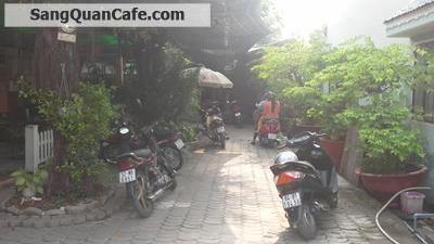 Sang quán cafe sân vườn huyện Hóc Môn.