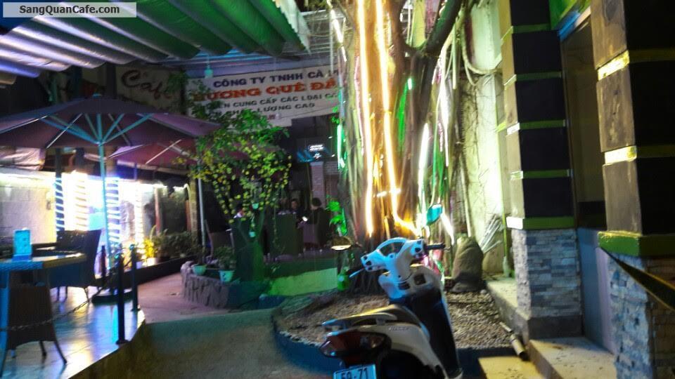 Sang Quán Cafe Sân Vườn Huyện Nhà Bè