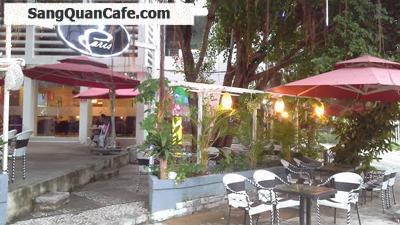 Sang quán cafe sân vườn khu dân cư phong phú