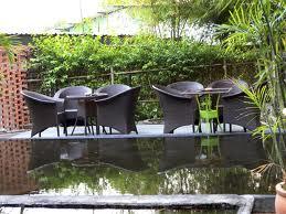 Sang quán cafe sân vườn ở Hóc Môn