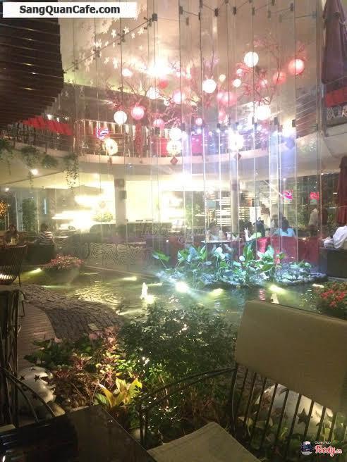 Sang quán cafe sân vườn, máy lạnh, cơm văn phòng