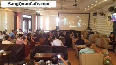 Sang Quán Cafe Sân Vườn Máy Lạnh Góc 2 Mặt Tiền