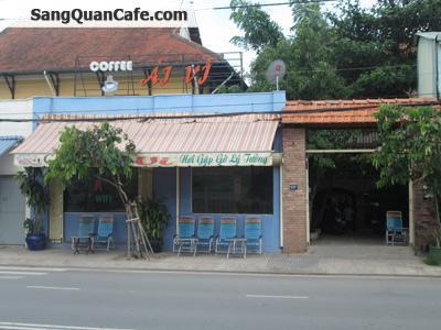 Sang quán cafe sân vườn máy lạnh quận 6