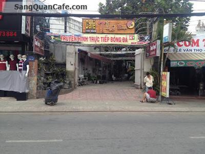 Sang quán cafe sân vườn máy lạnh quận Gò Vấp