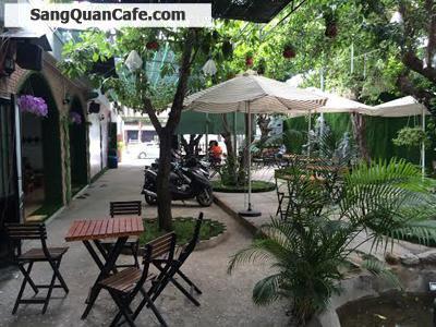 Sang Quán Cafe Sân Vườn Ngay Bênh Viên Dĩ An