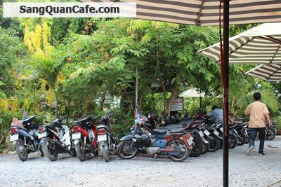 Sang quán cafe sân vườn  . Phố Xưa .