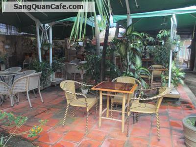 Sang quán cafe sân vườn Quận 2