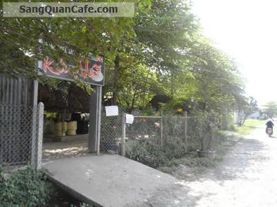 Sang quán Cafe sân vườn quận 9