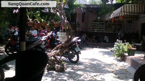 sang quán cafe sân vườn quận Bình Thạnh