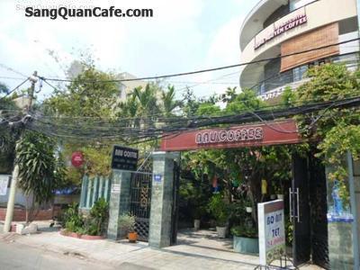Sang quán cafe sân vườn quận Gò Vấp