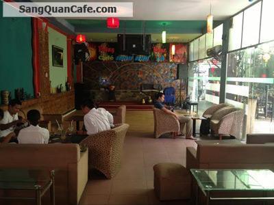 Sang quán cafe sân vườn quận Tân Bình
