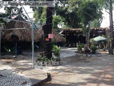 Sang quán cafe sân vườn quận Thủ Đức