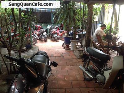 Sang quán cafe sân vườn - Võng mặt tiền Kên Nước Đen