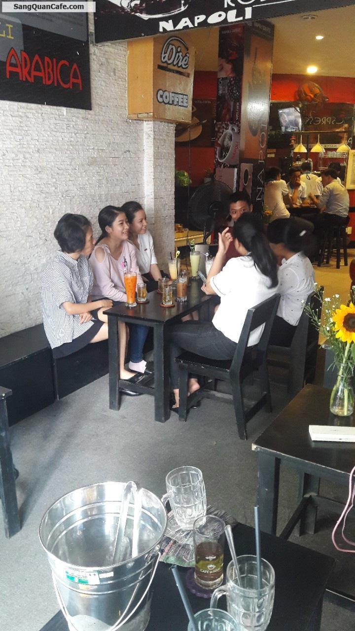 Sang quán cafe sáng + quán nhậu