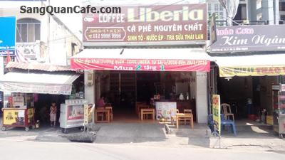 Sang quán cafe sát Bến xe Miền Đông