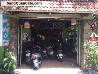 Sang Quán Cafe sát ĐH GT Vận Tải quận 6