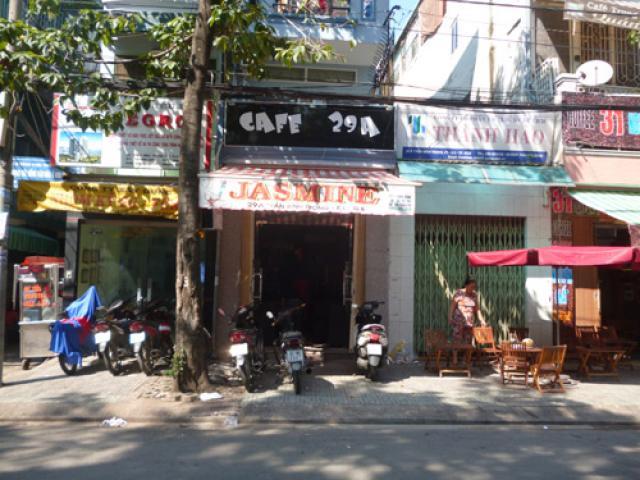 Sang quán cafe Shi Sha đường Trần Bình Trọng