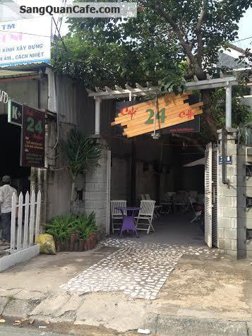 Sang quán cafe shisha  quận Tân Phú