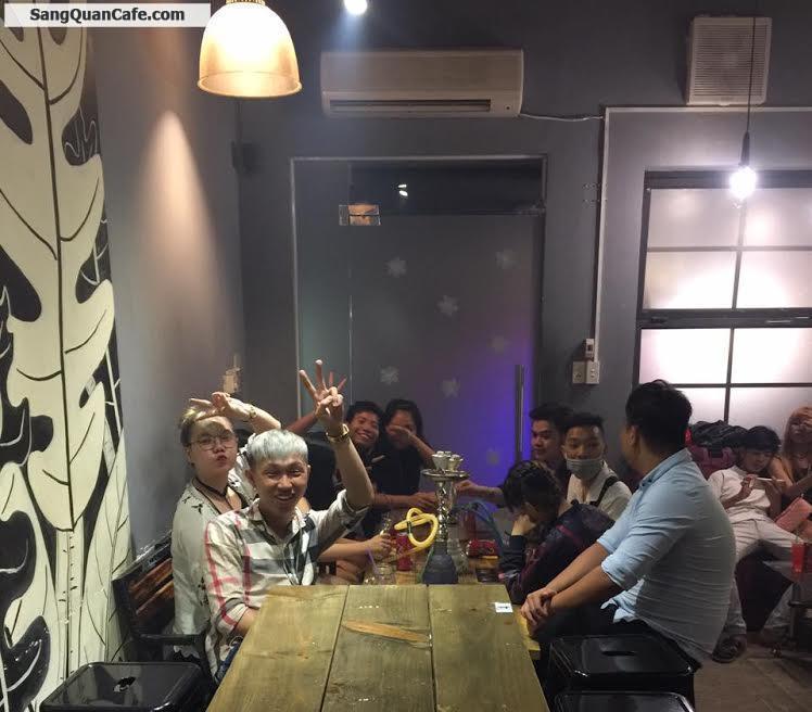 Sang Quán Cafe-shisha mặt tiền Trần Bình Trọng Q5