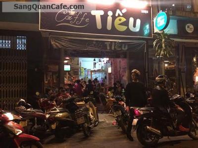 Sang quán cafe shisha quận Phú Nhuận