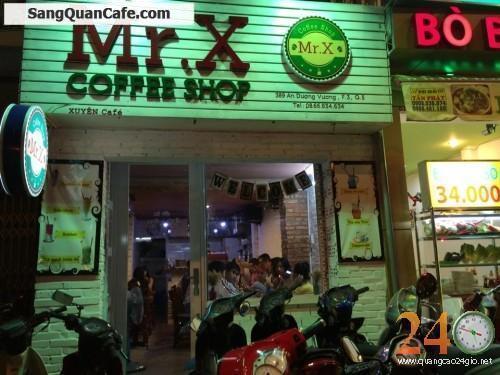 Sang Quán Cafe shop Quận 5