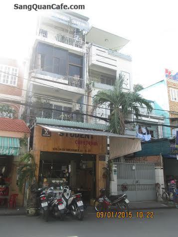 Sang quán cafe - sinh tố - cơm đường Sư Vạn Hạnh quận 10