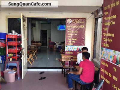 Sang quán cafe - sinh tố đường Dương Quảng Hàm