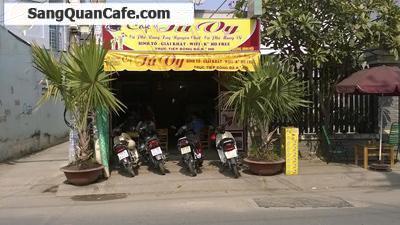 Sang quán cafe sinh tố giải khát quận 9