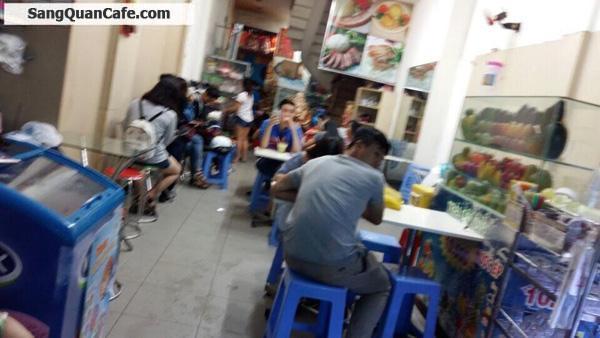 Sang quán cafe, sinh tố, nước ép đường Sư Vạn Hạnh