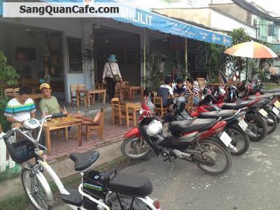 Sang quán cafe, sinh tố, nước ép, mặt bằng đẹp