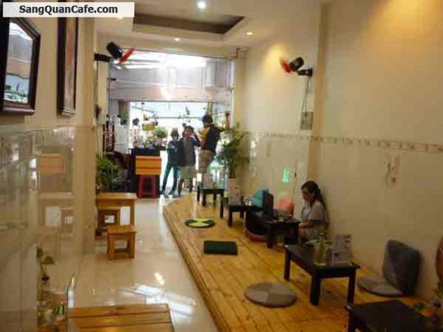 Sang quán Cafe - Sinh Tố - Nước ép quận Bình Thạn