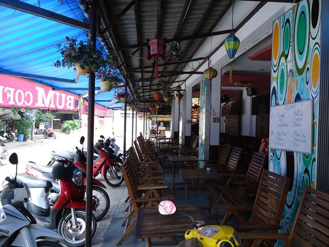 Sang quán cafe sinh tố quận 8