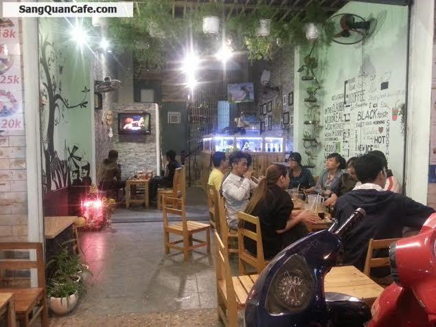 sang quán café-sinh tố - trái cây quận Gò Vấp