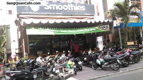 Sang quán cafe Smoothies ngay cao ốc Thuận Việt số 319 lý thuờng kiệt P. 15 Q. 11.