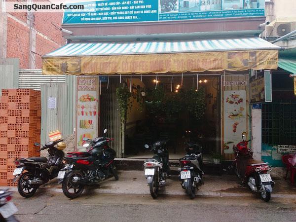 Sang quán Cafe Sunny