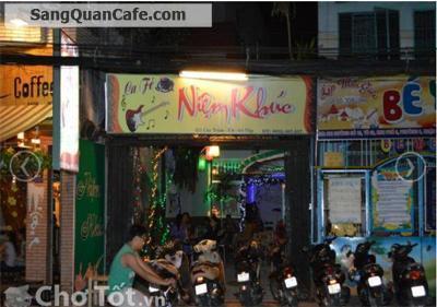 Sang quán cafe tại đường Cây Trâm Gò Vấp