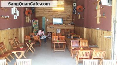 Sang quán cafe tại Hóc Môn