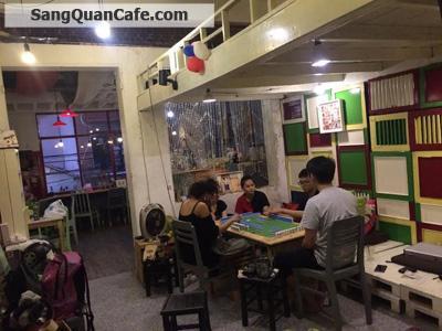 Sang quán cafe tại quận 1