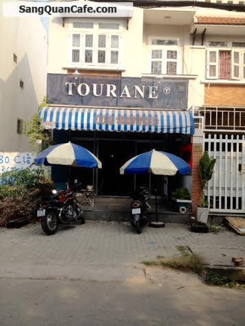 Sang quán cafe tại quận 8