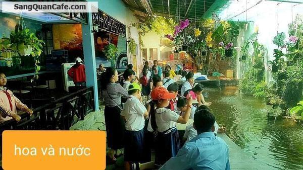 Sang quán cafe tại thành phố Sóc Trăng