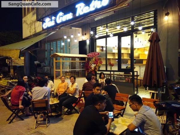 Sang quán cafe take away đậm phong cách riêng