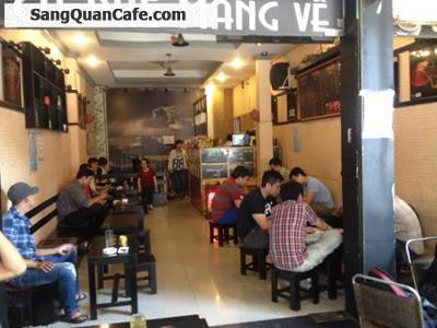 Sang quán cafe Take Away đường Hòa Hưng quận 10