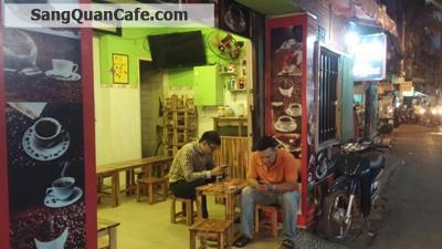 Sang quán cafe Take Away mặt tiền quận Gò Vấp