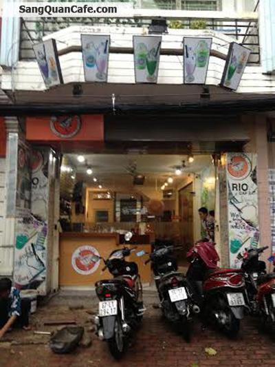 Sang Quán cafe Take Away - Máy lạnh