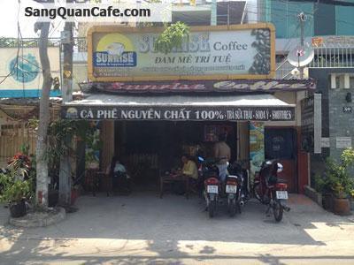 SANG QUÁN CAFE TAKE AWAY Q.7