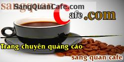 Sang quán Cafe Take away quận 10