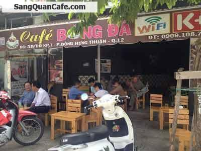 Sang quán cafe Take Away quận 12