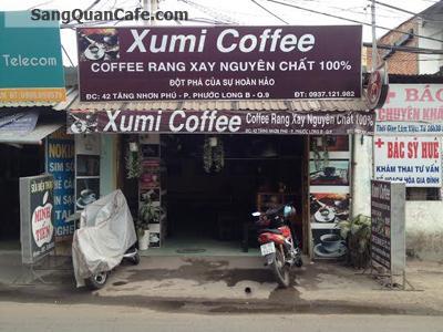 Sang Quán Cafe Take Away quận 9