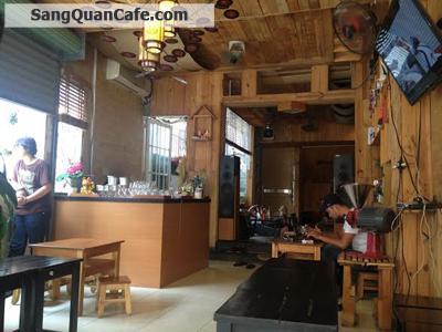 Sang Quán Cafe Take Away quận Bình Thạnh